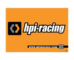 Hpi Racing Banner (1.19M X 0.84M) Paper