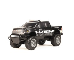 Police Car R/C 1:6 2,4GHz 6,4V Li-ion 700mAh
