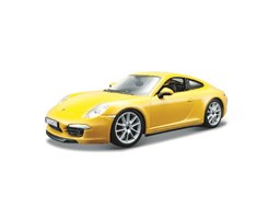Porsche 911 Carrers S 1:24 yellow
