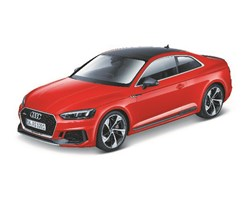 Audi RS 5 Coupe (2019) 1:24 red