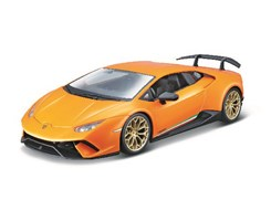 Lamborghini Huracán Performante 1:24 metal. orange