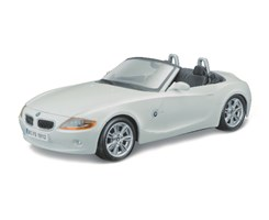BMW Z4 1:24 metallic grey