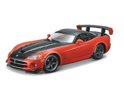 Dodge Viper SRT 10 ACR 1:24 orange/black