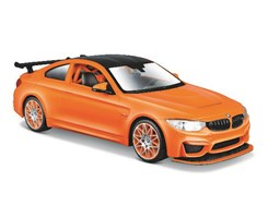 BMW M4 Gts 1:24 met. orange