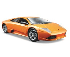 Lamborghini Murcielago Lp640 1:24 met orange