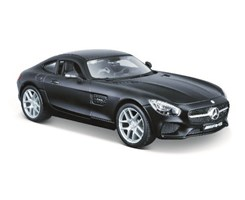 Mercedes-Benz AMG GT 1:24 black