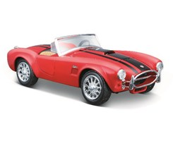 1965 Shelby Cobra 427 1:24 red