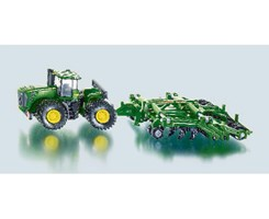 John Deere w/harrow 1:87