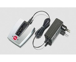 Battery charger with power pack