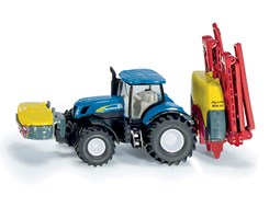 Tractor crop sprayer 1:87