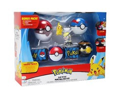 Pokemon Clip 'N Go Belt Set - deluxe