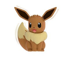 Pokemon My Partner Eevee