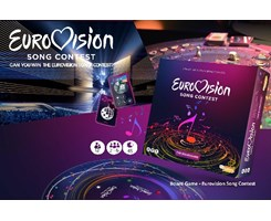 Eurovision song Contest spil (DK/NO/SE)