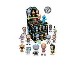 MM Rick & Morty S1, display