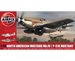 North American Mustang Mk.IV 1/48
