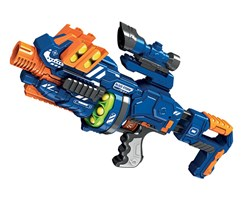 Storm Soft ball gun w/12 balls