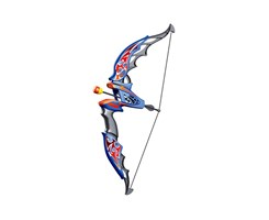 Soft arrow bow incl. 4 soft arrows