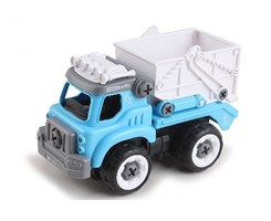 Truck with lad R/C DIY with sound