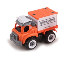 Container truck  R/C DIY with sound