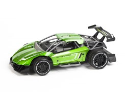 Sparrow on road metal R/C 1:16 2,4GHz green