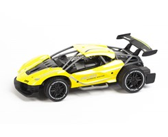 Fever on road metal R/C 1:16 2,4GHz yellow