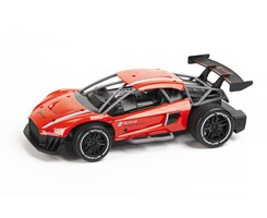 Arrival on road metal R/C 1:16 2,4GHz red