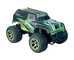 Speed RC car 1:18 2,4G green