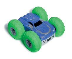 R/C Mini Bumper Car blue/silver