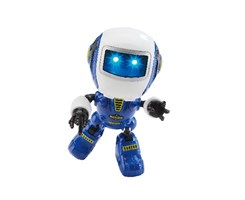 "Funky Bots ""MARVIN"" (blue)"