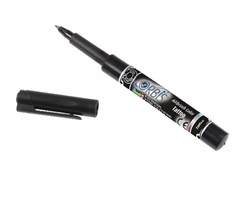 Ink cartrides for tattoos, black