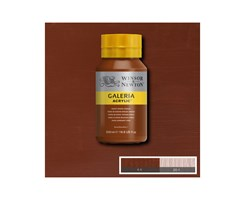 Galeria Acrylic  500Ml Burnt Sienna Opaque 077