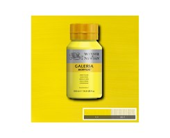 Galeria Acrylic  500Ml Lemon Yellow 346