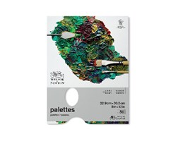 Tear Off Palett Pad 22,9x30,5cm 50pages