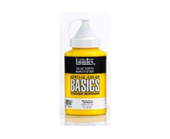 Basics 400Ml Primary Yellow 410