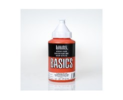 Basics 400Ml Cad Red Light 510