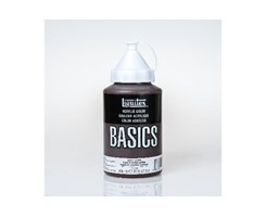 Basics 400Ml Burnt Umber 128