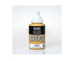Basics 400Ml Yellow Oxide 416
