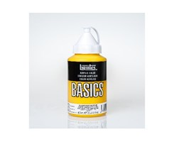 Basics 400Ml Cad Yellow Med Hue 161