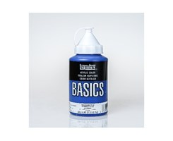Basics 400Ml Ultramrine Blue 380