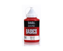Basics 400Ml Naphtol Crimson 292