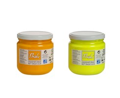 Flashe Acrylic 400Ml Gold Yellow   176