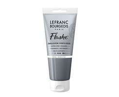 FLASHE ACRYLIC 80ML TUBE NICKEL IRIDESCENT